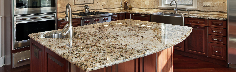 Plan de travail cuisine - marbre, granit, quartz marbrerie